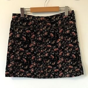 Vintage Mossimo Floral Skirt